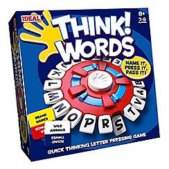 John Adams - Think Words