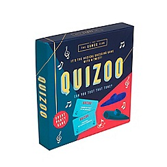 The Games Club - Quizoo Board Game