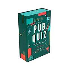 The Games Club - The Ultimate Pub Quiz