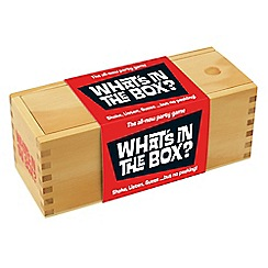Cheatwell - Guess what's in the box game