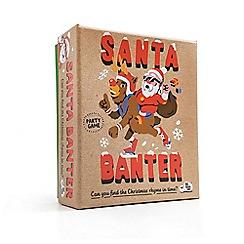 Big Potato - Santa Banter Game