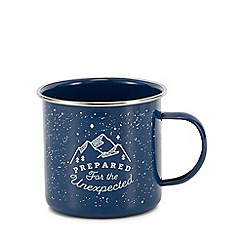 The Great Outdoors - 'Always Prepared' enamel mug