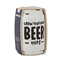 The Shed - Grow Your Own Beer Hops' can planter