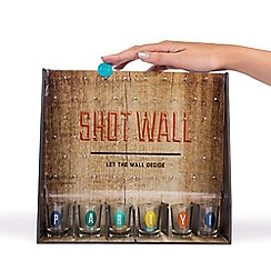 The Shed - Shot Wall Drinking Game