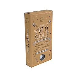 Gentlemen's Society - Golf Game Set