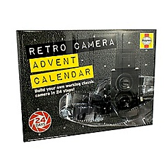 Haynes - Build Your Own Retro Camera Advent Calendar