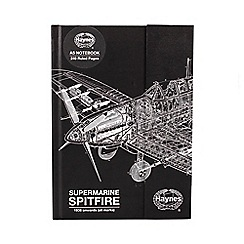 Haynes - Supermarine Spitfire A5 notebook