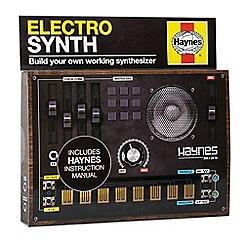 Haynes - Electronic Synthesizer Kit