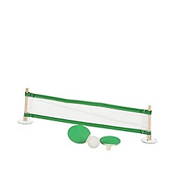 Funtime - World's Smallest Table Tennis Set