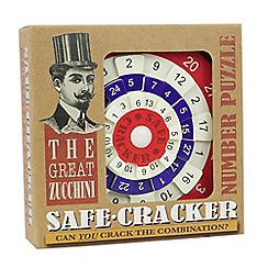 Cheatwell - 'Safe-Cracker' challenging number puzzle