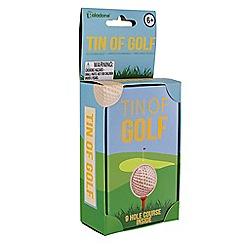 Paladone - Tin of Golf