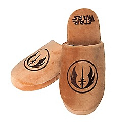 Star Wars - 'Groovy UK - Jedi' men's slippers