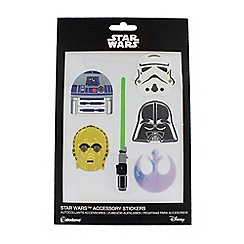 Star Wars - Set of 6 Accessory Stickers
