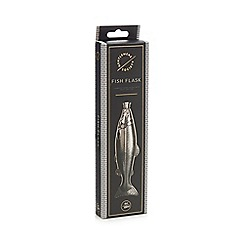 Gentlemen's Society - Fish Flask