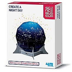 Science Museum - 'Create a Night Sky' making kit