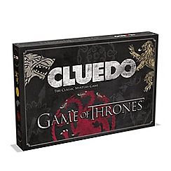 Game of Thrones - Cluedo Mystery Board Game