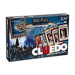 Harry Potter - Cluedo Mystery Board Game
