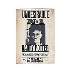 Harry Potter - 3D Lenticular Notebook