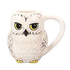 HARRY POTTER - Hedwig shaped mug