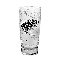 Game of Thrones - King in the North pilsner glass