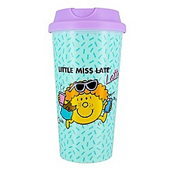 Mr Men - Little Miss Latte Travel Mug