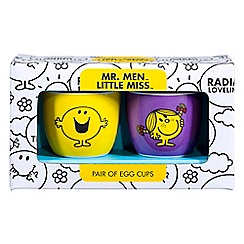Little Miss - Sunshine and Happy Egg Cups