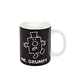 Mr Men - Mood Changing Mr. Grumpy Mug