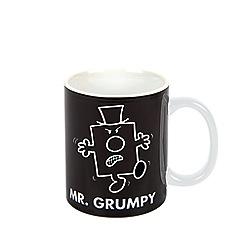 Mr Men - Mood Changing Mr. Grumpy Mug