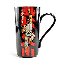 Street Fighter - 'Ryu' latte mug