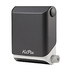 Kiipix - Black Smartphone Picture Printer