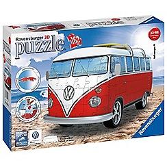 Ravensburger - Volkswagen T1 Camper Van 162 piece 3D Jigsaw Puzzle