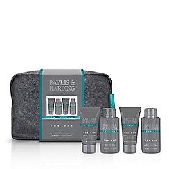 Baylis & Harding - Skin Spa Men's Wash Bag Gift Set