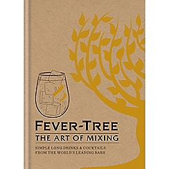 All Sorted - 'Fever Tree' cocktails recipes book