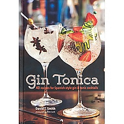 All Sorted - 'Gin Tonica' cocktails recipes book