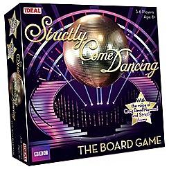 John Adams - Strictly Come Dancing Board Game
