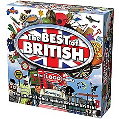 Vivid - 'The Best of British' board game