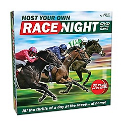 Cheatwell - 'Host Your Own - Race Night' DVD game