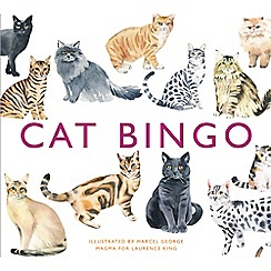 Abrams & Chronicle - Cat Bingo Board Game