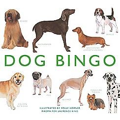 Abrams & Chronicle - Dog Bingo Board Game