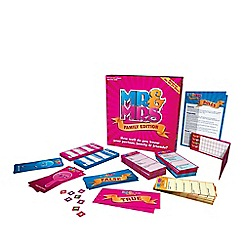 Rascals - 'Mr and Mrs Family Edition' game