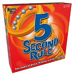 University Games - '5 Second Rule' board game