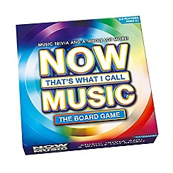 John Adams - Now That's What I Call Music Board Game