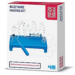 Science Museum - 'Buzz Wire' making kit