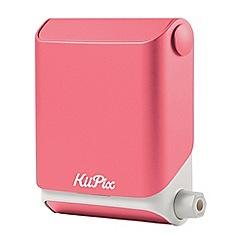 Kiipix - Pink Smartphone Picture Printer