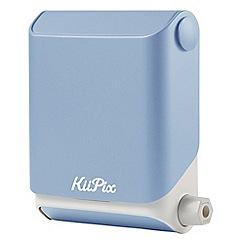 Kiipix - Blue Smartphone Picture Printer