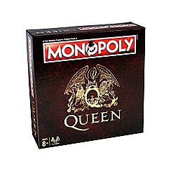 Queen - Limited Edition Monopoly Board Game