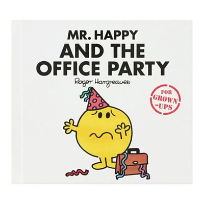 106030200599: Mr. Happy and the Office Party Book