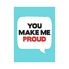 All Sorted - You Make Me Proud Book