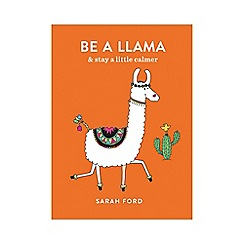All Sorted - Be a Llama and Stay a Little Calmer Book