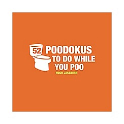 All Sorted - Poodokus To Do While You Poo Book